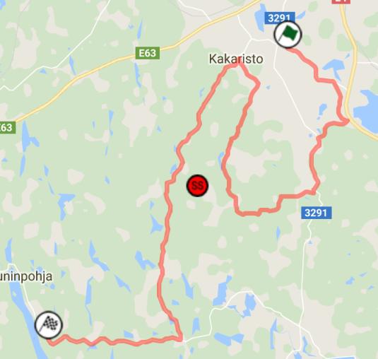 Ouninpohja 1992-1993