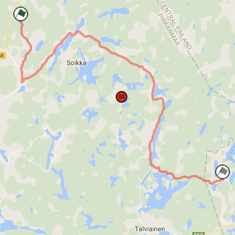 Ristijärvi 1988